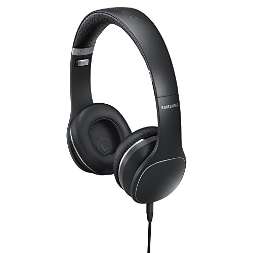 Samsung Level On Premium Stereo Headphones - Retail Packaging - Black
