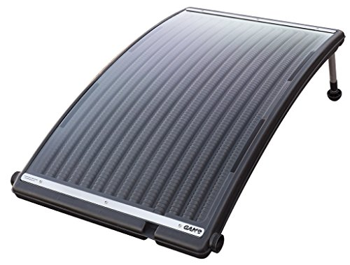 Game 4721 Solarpro Curve Solar Pool Heater For Intex Bestway Above Ground And In Ground Pools