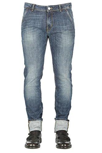 PT05 Pantaloni Uomo Jeans Superslim Beat Autunno Inverno Art 2ZT1-OA02 MC08 A16