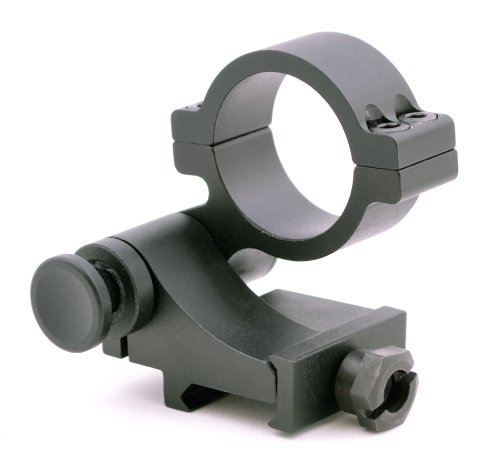 Tms 90 Degree Fts Quick Flip To Side Mount For 30Mm Magnifier Scope 36Mm Medium Height