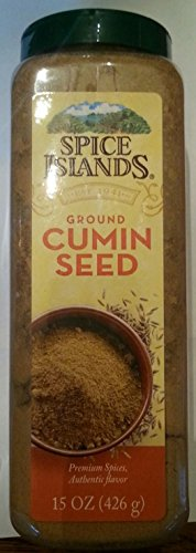 Spice Islands Premium Ground Cumin Seed 15 Oz (426g) Kitchen Bottle (Spice Islands Grinder compare prices)