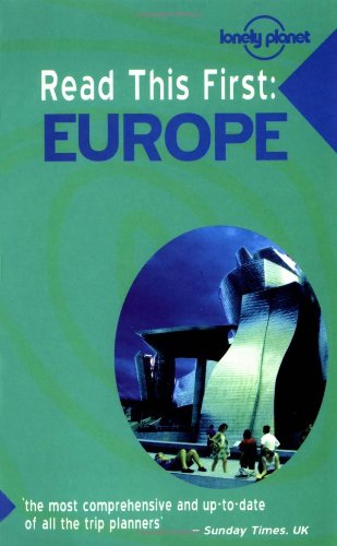 Europe (Lonely Planet Read This First)