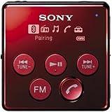 SONY ワイヤレスオーディオレシーバー レッド DRC-BT60P/R