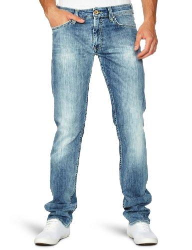 Gas Jeans Morris A W109 Slim Mens Trousers W109 W30Inxl34In