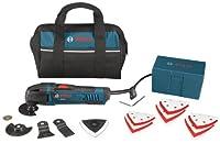 Bosch MX25EC-21 2.5-Amp Multi-X Oscillating Tool Kit from Bosch