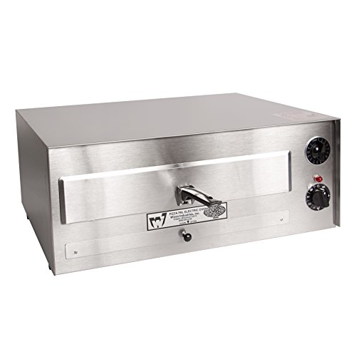 Wisco 560-5 Pizza Oven, Heavy Duty, Stainless Steel, for Fresh Dough Pizzas (Small Commercial Pizza Oven compare prices)