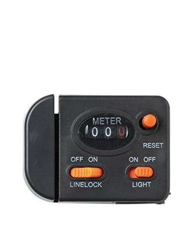 Kinetic Metro Per Filo Da Pesca Line Counter Meters Negro