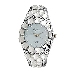 Evana Luxury Shining Byswis Mirror Watch, Watches For Women