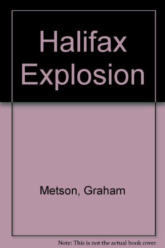Halifax Explosion PDF