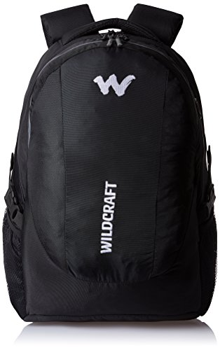 Wildcraft-Nylon-40-Ltrs-Black-Laptop-Bag-Trident-XL-2Black