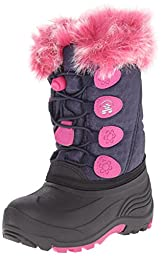 Kamik Snowgypsy Snow Boot (Toddler/Little Kid/Big Kid), Navy, 3 M US Little Kid