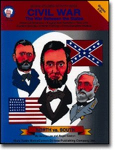 Civil War Book - 1