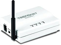 TRENDnet 1-Port Wireless N Multi-Function USB Print Server (TEW-MFP1)