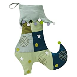 "Product Image Holiday Whimsy Stocking - Multi (18"")"