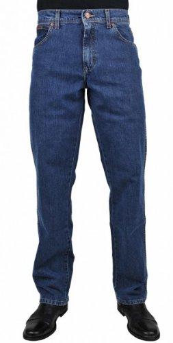 Wrangler Jeans Texas Stretch - stonewash, Größe:W30 L34