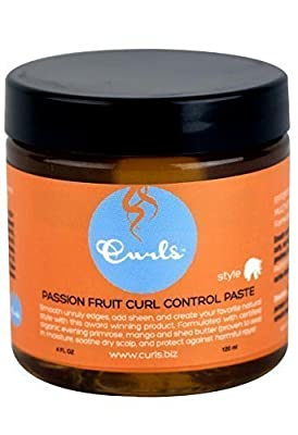 Curls Cashmere Curl Jelly, 8 Ounce