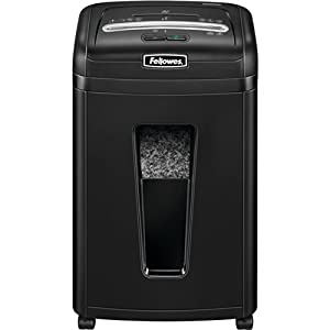 Fellowes 450Ms 7-Sheet Micro-Cut Shredder with SafeSense