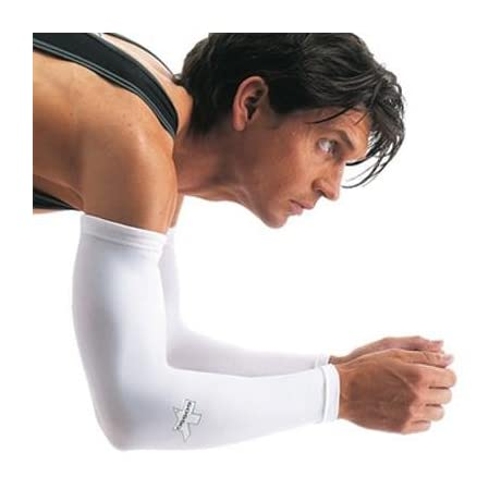 Assos 2014 Arm Protectors_S7 UV/Chill Protector Arm Warmers - White - P13.80.803.50