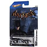 Hot Wheels 2012 Batman - Arkham Asylum Batmobile #06