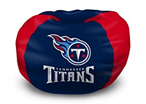 Northwest Tennessee Titans Bean Bag Chair - Tennessee Titans One Size by Northwest
