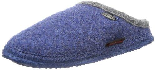 Giesswein Dannheim 42084, Pantofole unisex adulto, Blau (jeans 527), 38 (8 UK)