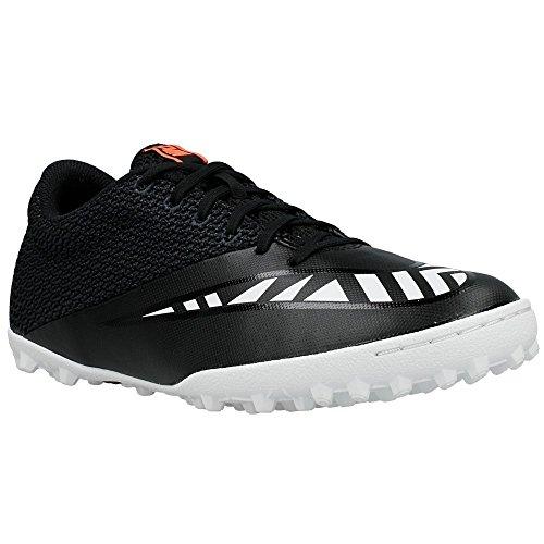 Nike - Mercurialx Pro Street TF - 725249018 - Colore: Bianco-Nero - Taglia: 44.0