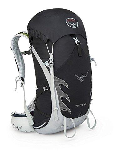 osprey-talon-33-mochila-de-trekking-y-de-senderismo-para-hombre-tamano-m-l-color-negro-y-gris
