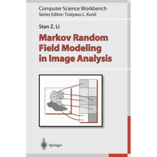 Markov Random Field Modeling Text Picture
