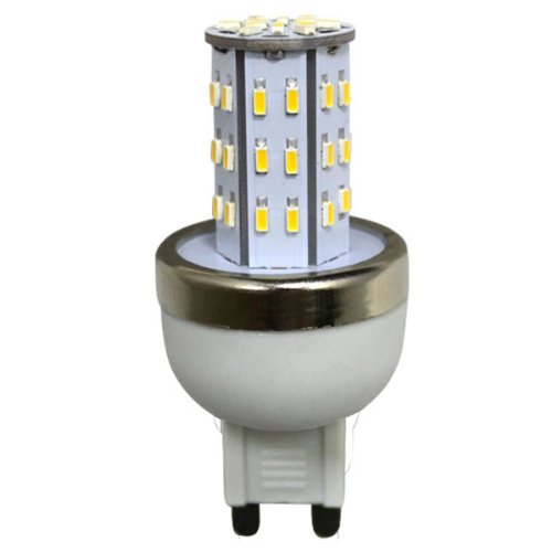 Low Power Consumption G9 Base 3W Led Corn Light 48 Smd 3014 Led Corn Light Lamp