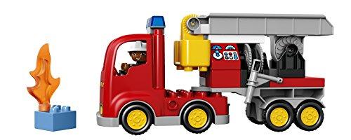 duplo fire truck instructions 10592