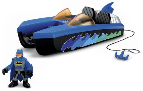 Fisher-Price Imaginext DC Super Friends Batboat (Fisher Price Imaginex Boat compare prices)