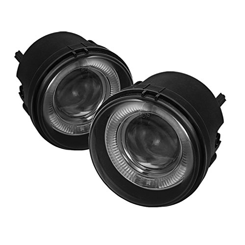 Spyder Auto FL-P-DCH05-HL-SM Dodge Charger/Caliber Smoke Halogen Projector Fog Light (Jeep Smoke Fog Lights compare prices)