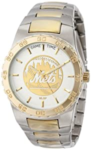 Game Time Men's MLB-EXE-NYM New York Mets Watch