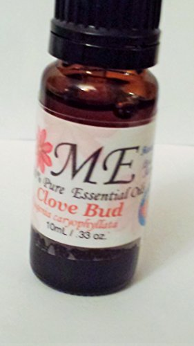 Clove Bud Essential Oil 100% Pure Therapeutic Grade
