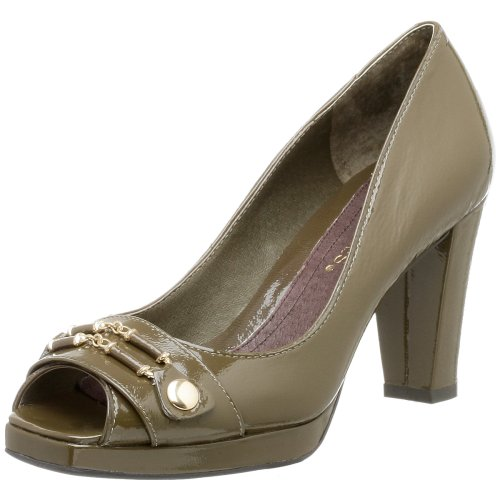 Wedding Shoes: Aerosoles Women's Priceless Peep Toe Pump-Aerosoles Wedding Shoes-Aerosoles Wedding Shoes: Aerosoles Women's Priceless Peep Toe Pump-Pump Wedding Shoes