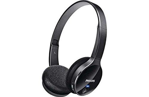 Philips SHB4000 Bluetooth Kopfhörer - Schwarz.