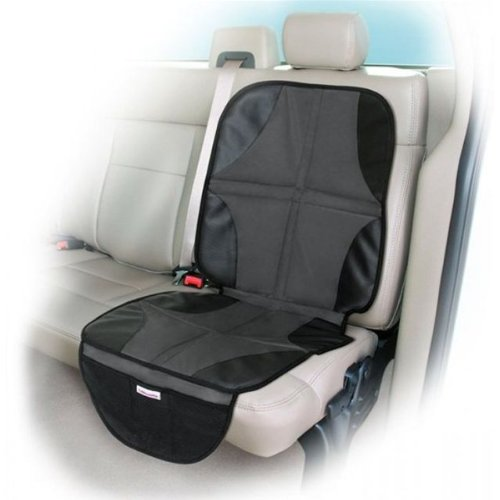 Kiddopotamus Duomat 2 In 1 Car Seat Protector Mat 2 Pack