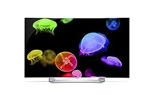 LG Electronics 55EG9100 55-Inch 1080p 3D Curved Smart OLED TV (2015 Model)