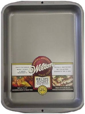 Wilton Recipe Right Roasting Pan