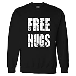 Free Hugs Sweatshirt Sweater