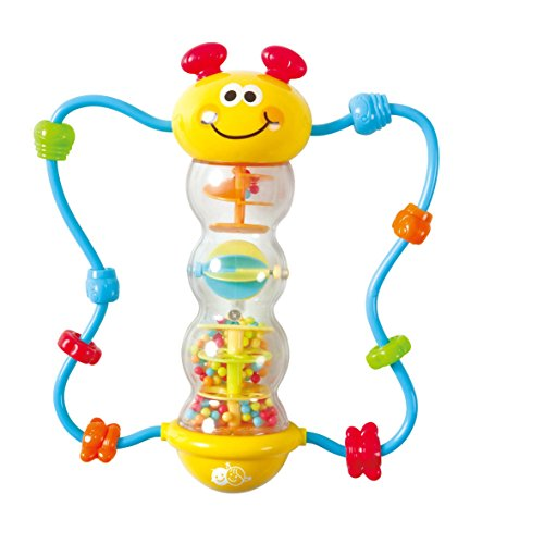 PlayGo Caterpillar Rattle