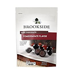 Brookside Dark Chocolate Candy, Pomegranate, 21 Ounce