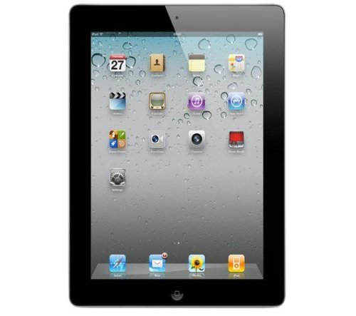 Apple iPad 2 Wi-Fi + 3G - Tablet - 16 GB - 9.7 IPS ( 1024 x 768 ) - rear camera + front camera - Wi-Fi, Bluetooth - 3G - black