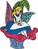 Disney Alice in Wonderland - Alice on Shroom Patch