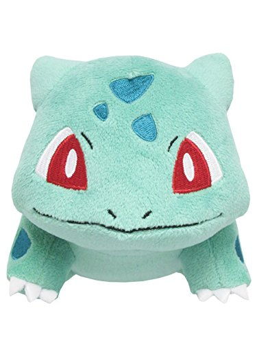 Sanei-Pokemon-All-Star-Series-PP17-Bulbasaur-Stuffed-Plush-4
