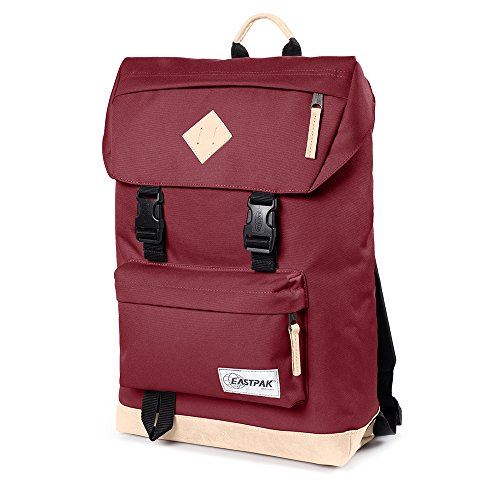 Eastpak Zaino Rowlo Into Bordeaux Porta PC 16 Pollici (15 Mac)