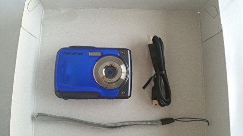 iON Cool-iCam 8MP Waterproof Digital Camera with 4x Digital Zoom and 2.4-inch LCD Screen (Kids Cameras Digital compare prices)