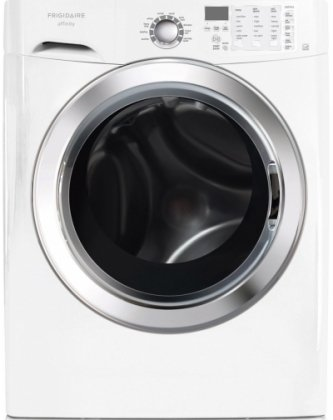 Affinity 3.9 Cu. Ft. Front Load Steam Washer With Ready Steam - Classic White