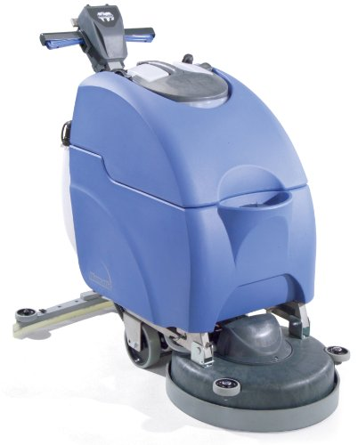 """Nacecare Ttb4550 Battery Automatic Scrubber With 20"""" Pad, 150 Rpm, 11 Gallon Capacity, 0.5Hp, 2.5-3.5 Hrs Run Time front-386754"""