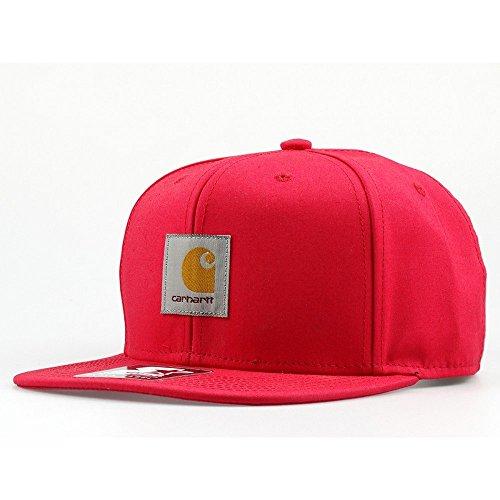 Carhartt - Fisher Starter Cap - Red - Rosso, Taglia Unica